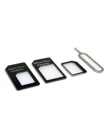 Sandberg zestaw adapterów SIM 4in1