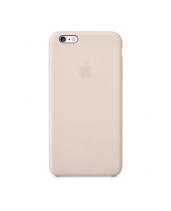 Apple iPhone 6 Plus Leather Case Soft Pink