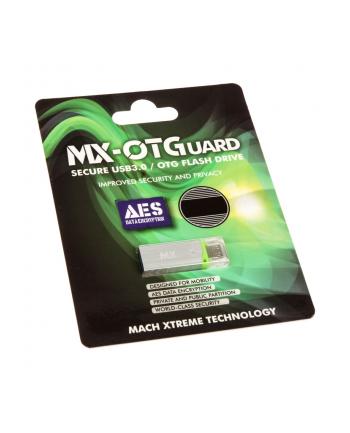 OTGuard 16GB USB 3.0 AES-256 Aluminium OTG