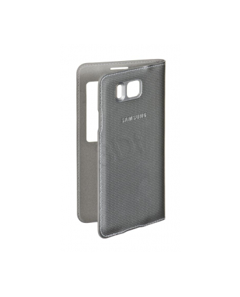 S VIEW COVER Galaxy ALPHA SILVER