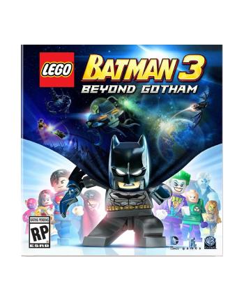 CENEGA POLSKA Gra LEGO Batman 3: Poza Gotham (PC)
