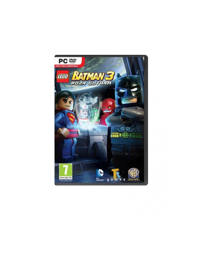 CENEGA POLSKA Gra LEGO Batman 3: Poza Gotham (PC) główny