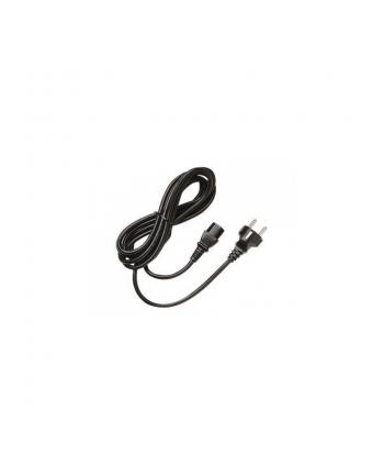 Kabel powercord rack 4m grey