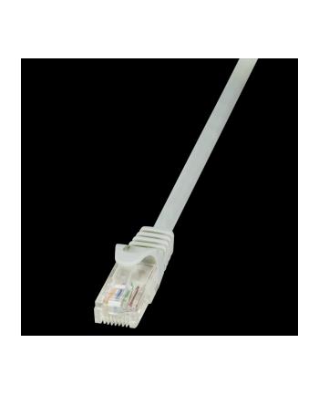 Patchcord LogiLink CP1062U CAT5e UTP 3m, szary