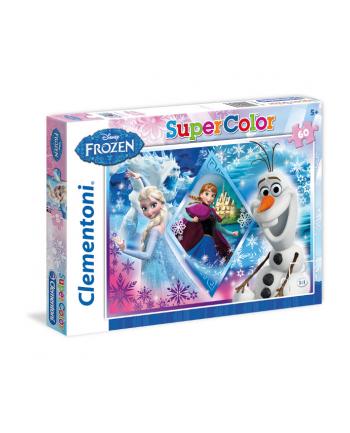 CLEMENTONI 60 EL. Frozen, Królestwo