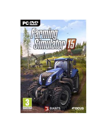 TECHLAND Gra Symulator Farmy 2015 (PC)