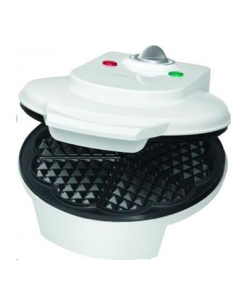 Clatronic WA 3491 Waffle Maker, 1200 W, White