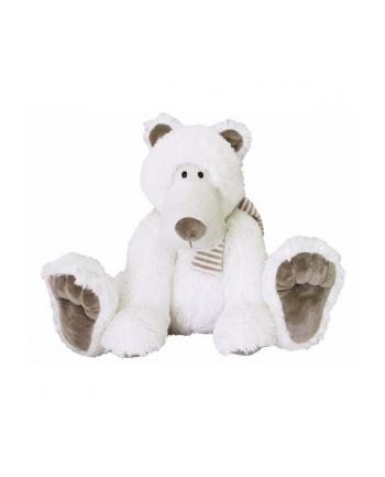 BEPPE Miś polarny biały 80 cm