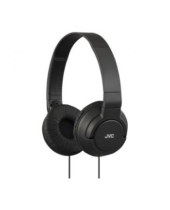 Słuchawki JVC HA-S180B (czarne)
