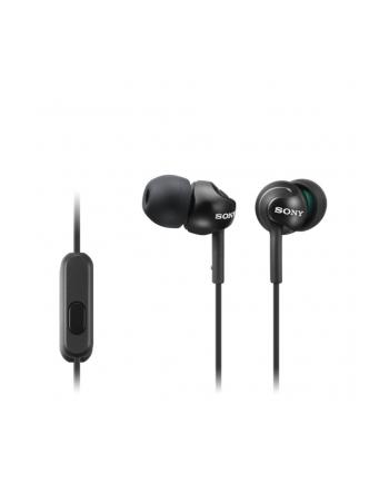 Słuchawki Sony MDR-EX110APB (czarne)