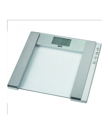AEG PW 4923 Kitchen Scales, digital, 2 x CR 2032, Inox Glass