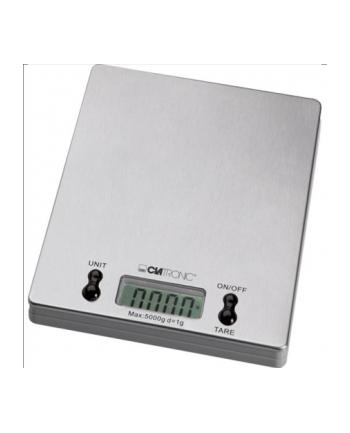 Clatronic KW 3367 Kitchen Scales, Inox