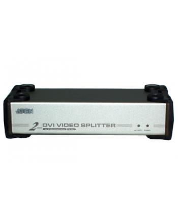 ATEN VS-162 Video Spliter DVI + Audio  2 portowy