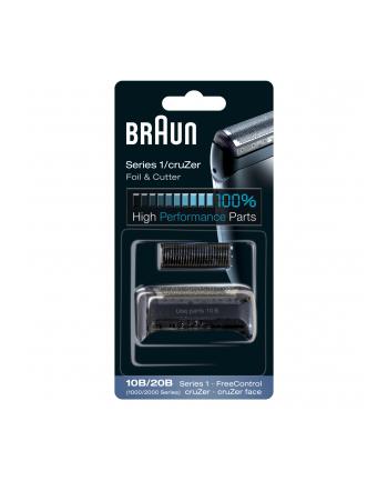Braun Folia + Blok ostrzy 10B Series 1000, FreeControl, Series 1