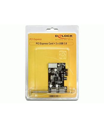 Delock karta pci express -> 2x USB 3.0