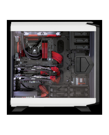 Corsair computer case Graphite Series 760t Case White