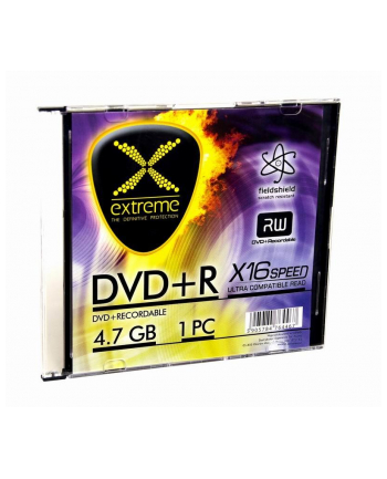 Esperanza DVD+R Extreme [ slim jewel case 1 | 4.7GB | 16x ]