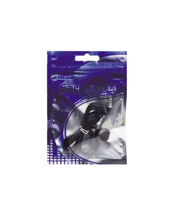 Vakoss MSONIC Słuchawki stereo douszne MP3/MP4  MH121 czarne