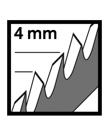 BRZESZCZOT T 344 DF (5szt.) BIM BOSCH