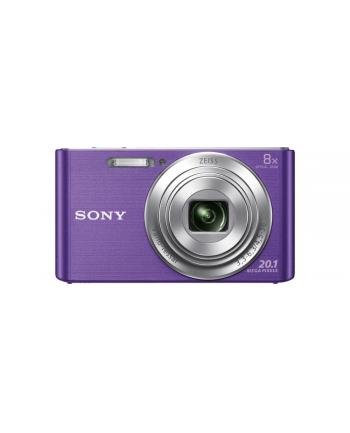 DSC-W830 violet 20,1M, 8xOZ, 720p