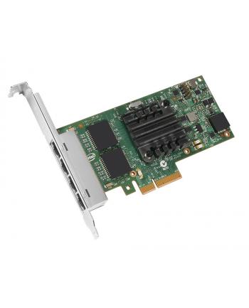 Ethernet Server Adapter I350 4xRJ45 PCI-E I350T4V2BLK