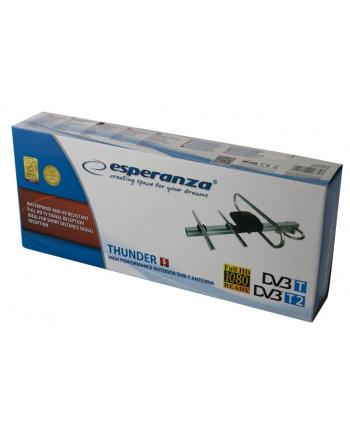 ESPERANZA Zewnętrzna Antena DVB-T EAT104