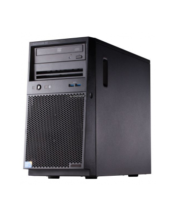 Lenovo SystemX  SERVER Express x3100 M5 Xeon 4C E3-1220v3 80W 3.1GHz RAM:1x8GB HDD:1x1TB SS 3.5in SATA SR C100 Multi-Burner 300W p/s Tower