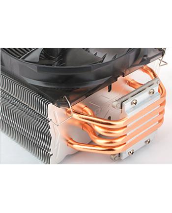 Zalman chłodzenie CNPS10X OPTIMA 2011 Direct Touch Heatpipe 120mm fan,4x heatpipe