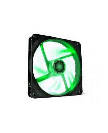 SILENTIUMPC NZXT ventilátor RF-FZ140-G1/FZ 140mm LED Airflow Fan Series/zelený/83.6 CFM/24.5 dBA/2 roky záruka