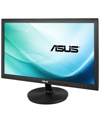 Asus Monitor WLED VS229NA 21.5'' wide, Full HD, 5ms, DVI-D, D-Sub, czarny