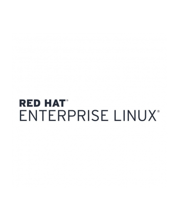 Red Hat RHEL Svr 2 Sckt/2 Gst 3yr 9x5 E-LTU