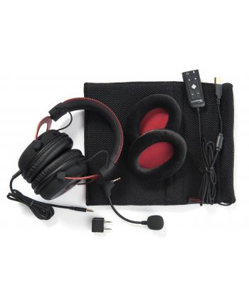 Kingston HyperX Cloud II Headset Gaming headset (Czerwony)