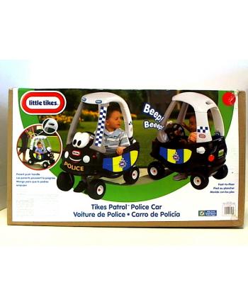 LITTLE TIKES Samochód policyjny