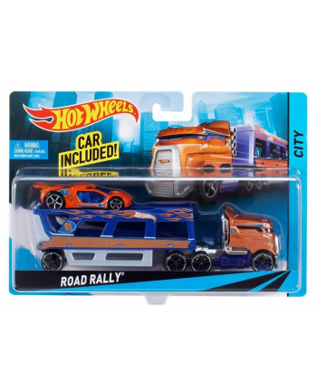 HOT WHEELS Ciężarówka  samochód