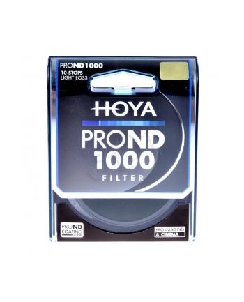 HOYA FILTR SZARY PRO ND 1000 77 MM