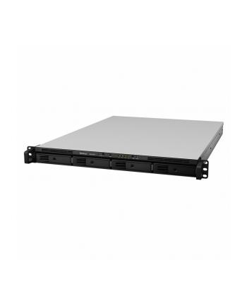 OKAZJA ! Synology RS815+ NAS 4-bay (4x0HDD ) Rack 2GB RAM DDR3 Atom 4x2.4Ghz 2xUSB3.0 eSata