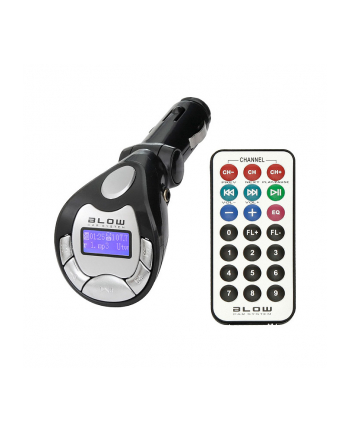 Transmiter FM SD/MMC BLACK
