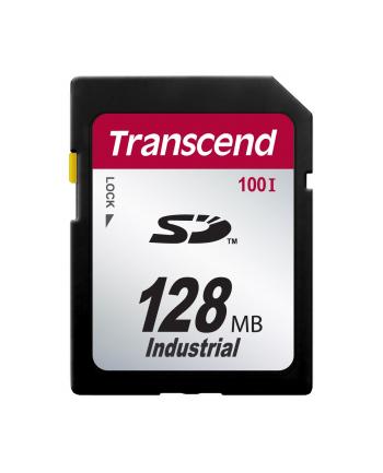 Transcend karta pamięci 128MB SDHC Cl6, przemsłowa