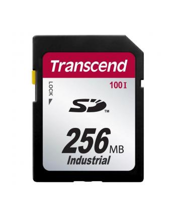 Transcend karta pamięci 256MB SDHC, przemsłowa