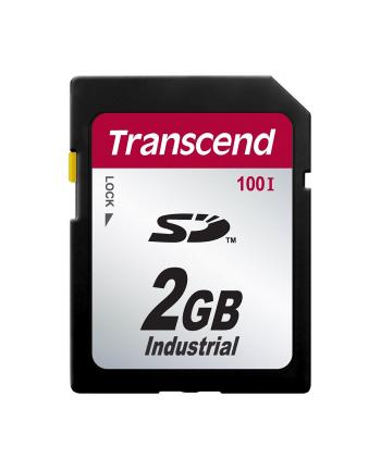 Transcend karta pamięci 2GB SDHC, przemsłowa