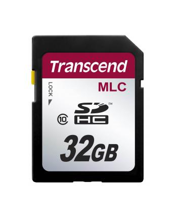 Transcend karta pamięci 32GB SDHC Cl10 , przemsłowa