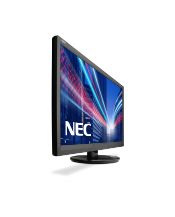 NEC Monitor AccuSync LCD AS242W 24'', Full HD, DVI, VGA, czarny