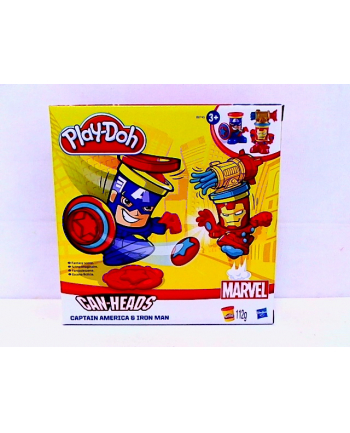 HASBRO PlayDoh Superbohaterowie