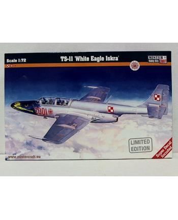 MASTERCRAFT TS11 White Eagle Iskra