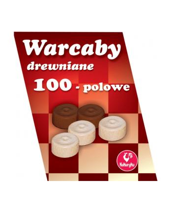 PROMATEK Gra Warcaby 100polowe