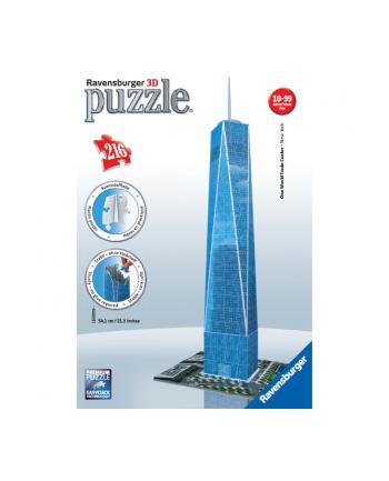 RAVEN. 216 EL. World Trade Center