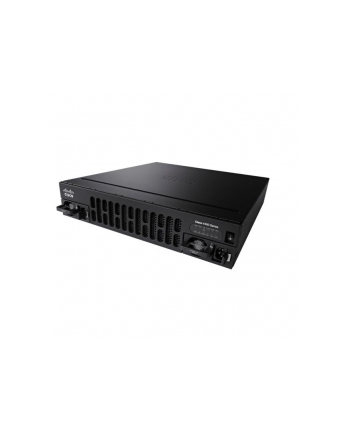 Cisco Systems Cisco ISR 4331 (2 GE, 2 NIM, 1 SM, 4G Flash, 4G DRAM, IPB)