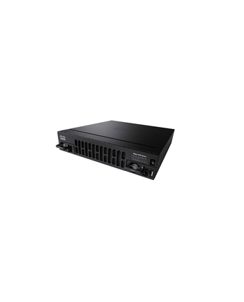 Cisco Systems Cisco ISR 4451 (4 GE, 3 NIM, 2 SM, 8G Flash, 4G DRAM, IPB)