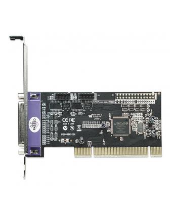 Manhattan Kontroler PCI portu szeregowego/równoległego, 2x RS232, 1x LPT