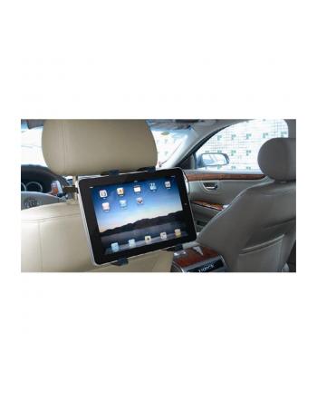 Techly Samochodowy uchwyt na zagłówek do Tabletu / iPad 7''-10.1'' czarny